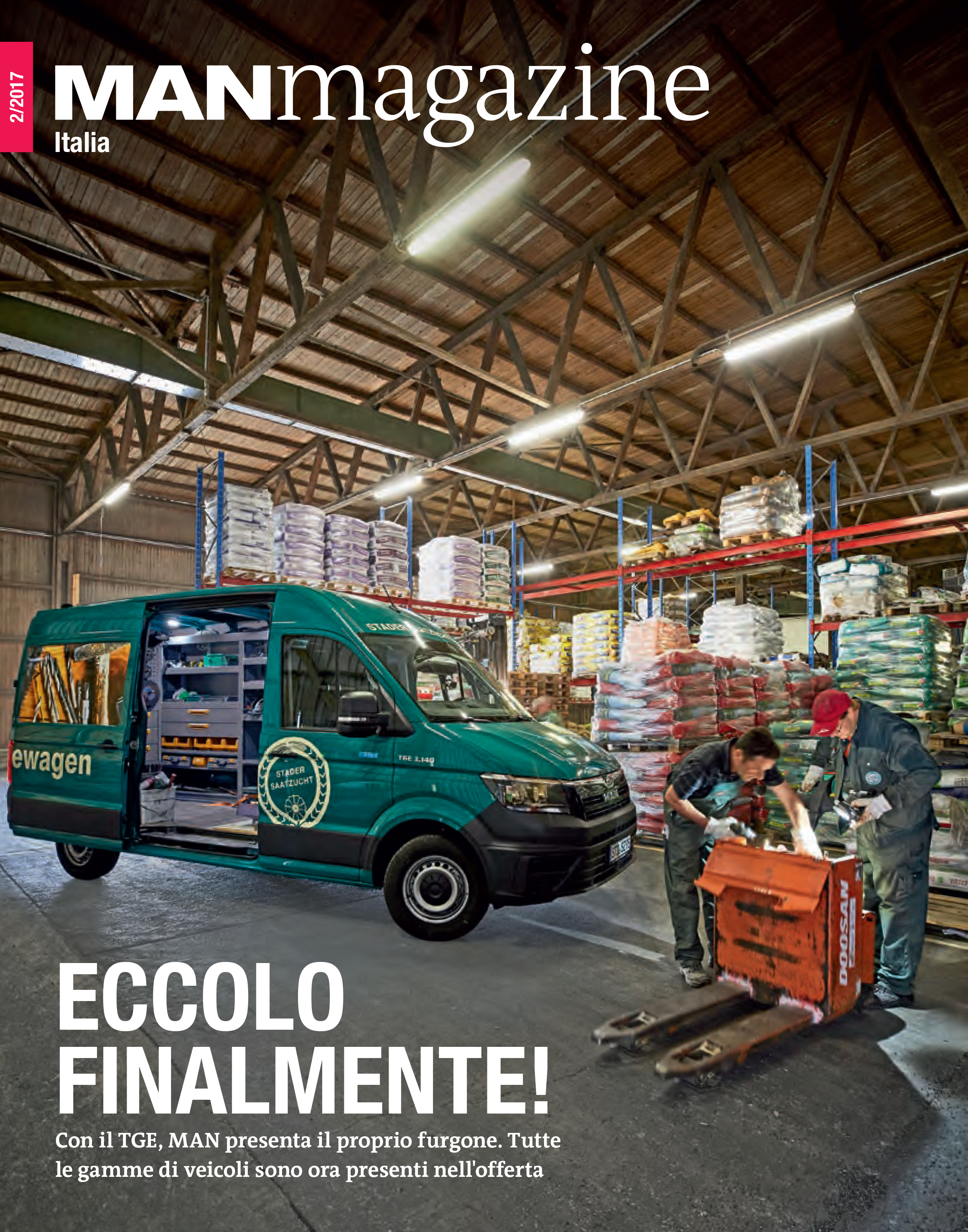 Cover MAN Mag Truck 2 2017