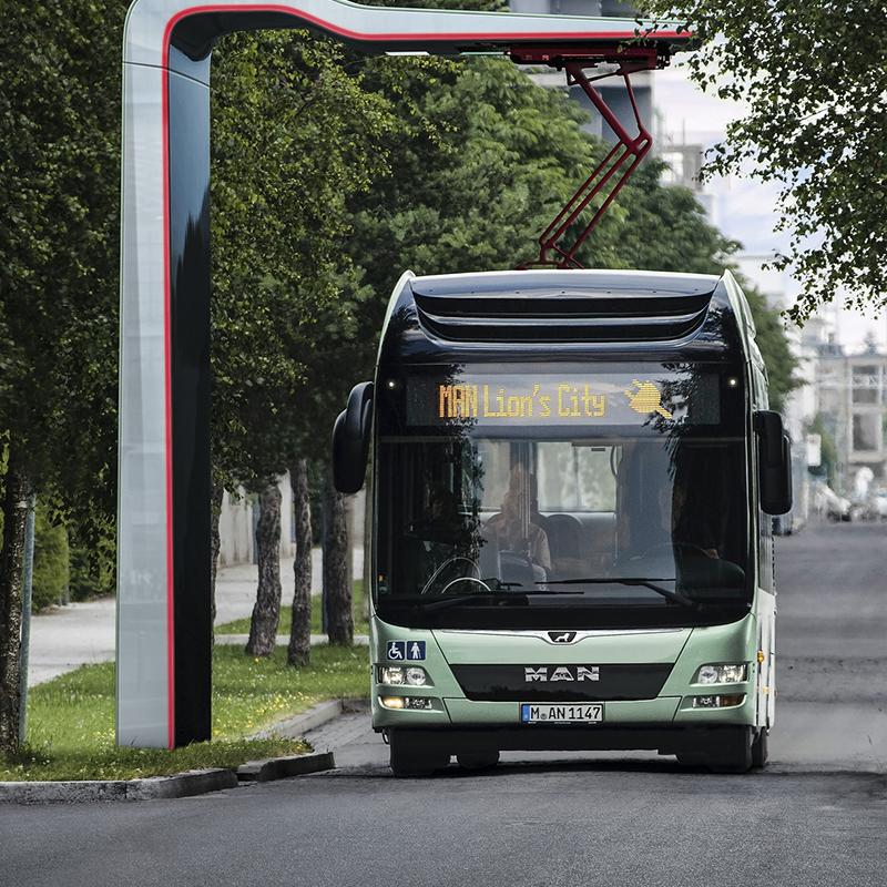 Nuovo MAN Lion's City E: il fututo è EMobility