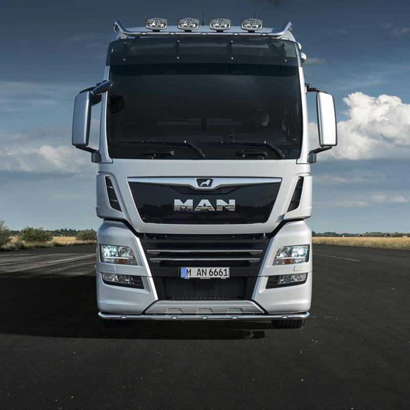 Nuovo MAN TGX e TGX D38: maggiore efficienza, meno consumi.