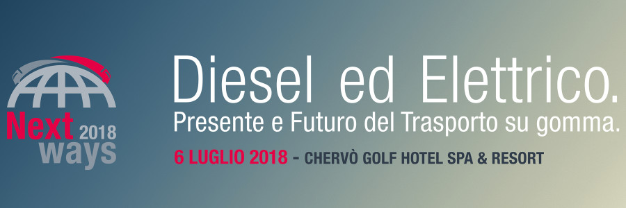 Diesel ed Elettrico. Presente e Futuro del Trasporto su gomma.