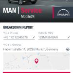 MAN Driver APP_Service Mobile24