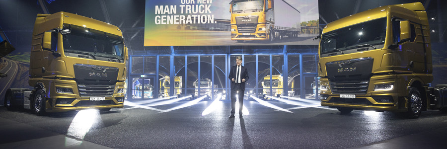 MAN nuova gamma truck