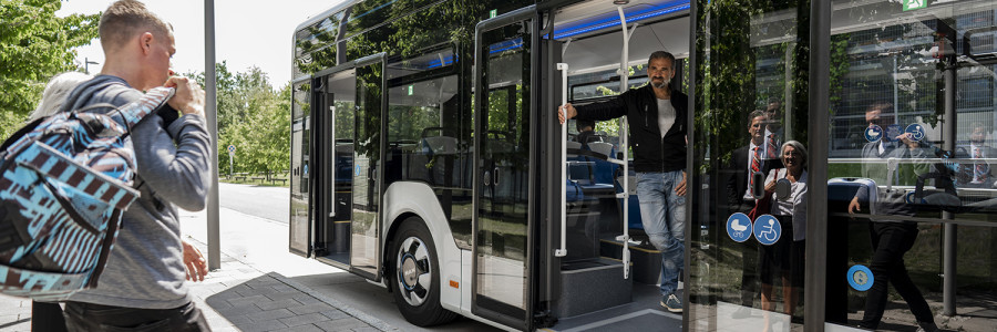 MAN Lion's City E Bus of the Year