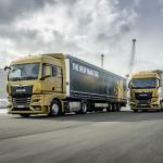 New MAN Truck Generation