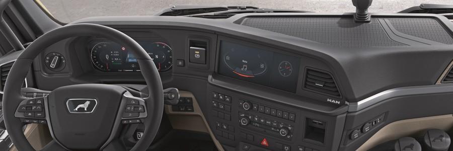 New MAN Truck Generation_Red Dot Award 2020