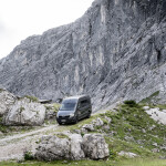 MAN TGE 4x4 scala le Alpi2